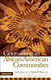 Image for Counseling in African-American Communities (Biblical Perspectives On Tough Issues)