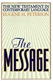Image for The Message: The New Testament in Contemporary English