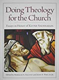 Image for Doing Theology for the Church: Essays in Honor of Klyne Snodgrass